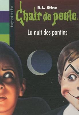 """Afficher """"Chair de poule n° 2 La nuit des pantins"""""""