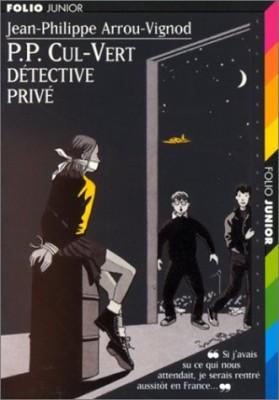 """Afficher """"Enquête au collège Tome 3PP CUL-VERT DETECTIVE PRIVE"""""""