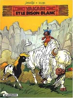 "Afficher ""Yakari n° 2 Yakari et le bison blanc"""