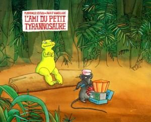 """Afficher """"L'ami du petit tyrannosaure"""""""