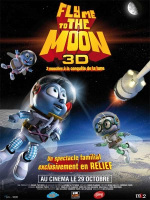 """Afficher """"Fly me to the Moon"""""""