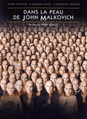 """Afficher """"Dans la peau de John Malkovitch"""""""