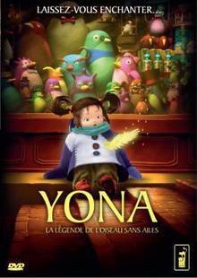 """Afficher """"Yona, la légende de l'oiseau sans ailes"""""""