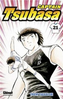 """Afficher """"Captain Tsubasa n° 21"""""""