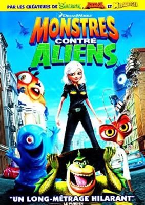 """Afficher """"Monstres contre Aliens DVD"""""""