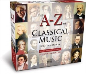 """Afficher """"musique classique de A à Z (La)"""""""
