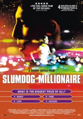 """Afficher """"Slumdog millionaire"""""""