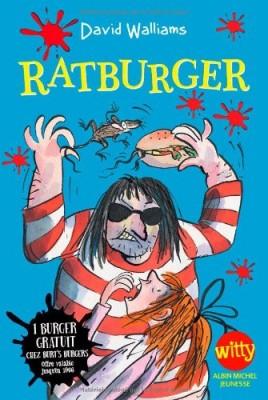 vignette de 'Ratburger (David Walliams)'