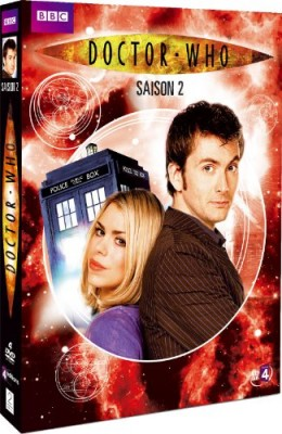 """Afficher """"Doctor Who n° 2 Doctor Who - Saison 2"""""""
