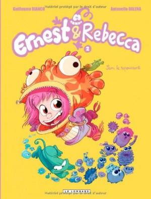 """Afficher """"Ernest & Rebecca n° 2Sam le repoussant"""""""