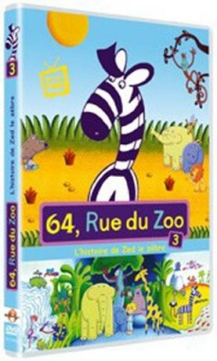 "Afficher ""64, rue du zoo n° Vol 5"""