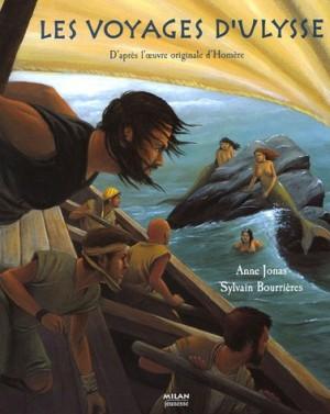 vignette de 'Les voyages d'Ulysse (Homère)'