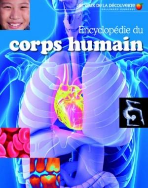 """Afficher """"Encyclopédie du corps humain"""""""