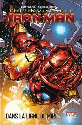 """Afficher """"Iron Man n° 1The invincible Iron Man n° 1Dans la ligne de mire"""""""