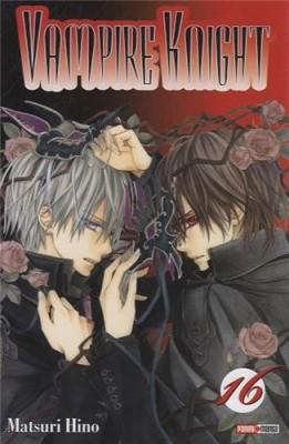 """Afficher """"Vampire Knight n° 16 Vampire knight"""""""