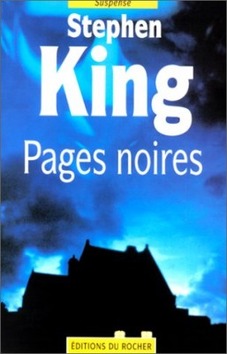 vignette de 'Anatomie de l'horreur. n° 2<br /> Pages noires (Stephen King)'