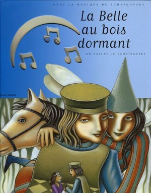 "Afficher ""Musigram n° 8 La Belle au Bois dormant"""