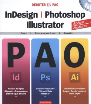 "Afficher ""InDesign Photoshop Illustrator"""