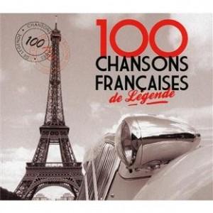 """Afficher """"100 chansons françaises de légende"""""""