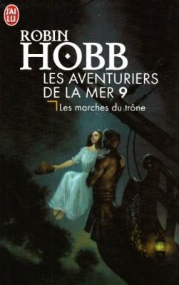 """Afficher """"Les aventuriers de la mer n° 9 Les marches du trône"""""""