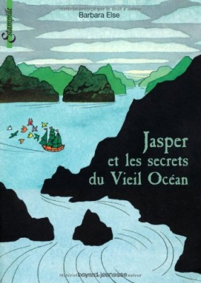 """Afficher """"Jasper et les secrets du Vieil Océan"""""""