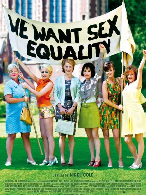 """Afficher """"We want sex equality"""""""