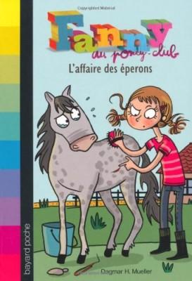 """Afficher """"Fanny au poney-club n° 2 L'affaire des éperons"""""""