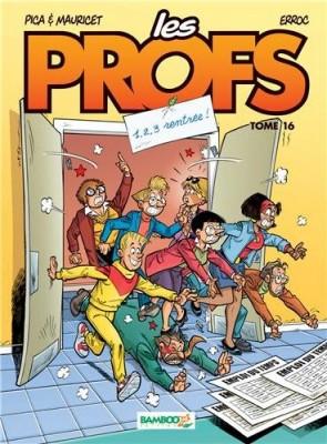 """Afficher """"Les profs n° 16 Les profs."""""""