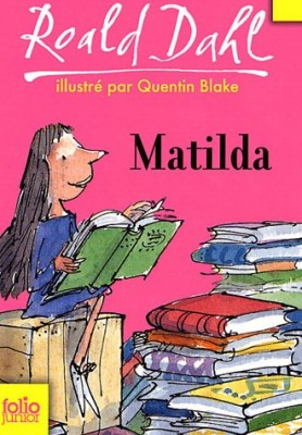 vignette de 'Matilda (Roald Dahl)'