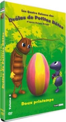 """Afficher """"Drôles de petites bêtes n° 3 Quatre saisons des drôles de petites bêtes - Doux printemps (Les)"""""""