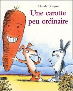 """Afficher """"Une carotte peu ordinaire"""""""