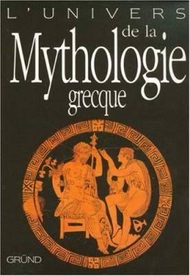 """Afficher """"univers de la mythologie grecque (L')"""""""