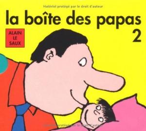 """Afficher """"La boîte des papas"""""""