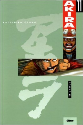 "Afficher ""Akira n° 11 Chocs"""