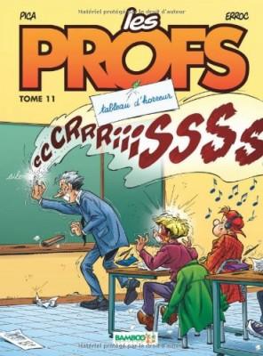 """Afficher """"Les profs n° 11 Tableau d'horreur"""""""