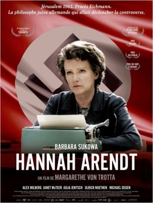vignette de 'Hannah Arendt (Margarethe von Trotta)'