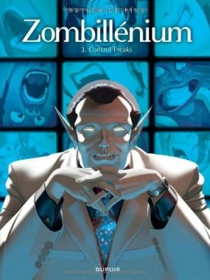 """Afficher """"Zombillénium n° 3 Control freaks"""""""