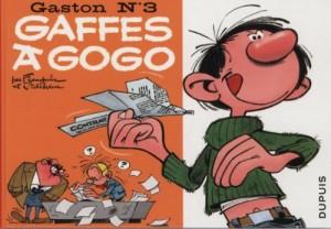 """Afficher """"Gaston n° 3 Gaffes à gogo"""""""