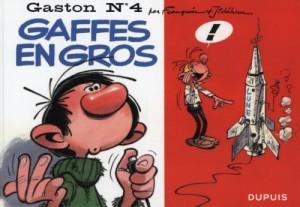 "Afficher ""Gaston n° 4 Gaffes en gros"""
