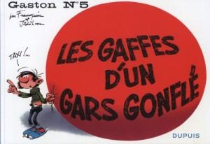 """Afficher """"Gaston n° 5 Les gaffes d'un gars gonflé"""""""