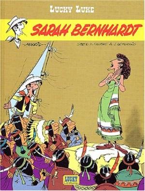 """Afficher """"Lucky Luke n° 19 Sarah Bernhardt"""""""