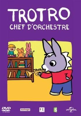 """Afficher """"âne Trotro (L') Trotro chef d'orchestre"""""""