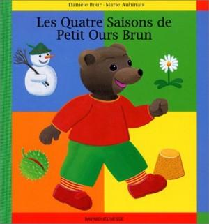 """Afficher """"Les quatre saisons de Petit Ours brun"""""""