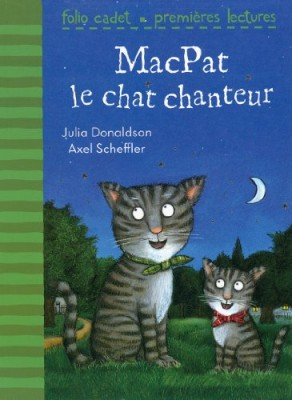 "Afficher ""MacPat le chat chanteur"""