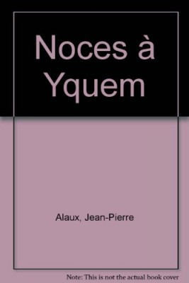 "Afficher ""Noces d'or à Yquem"""