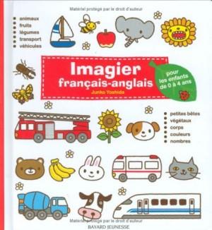 """Afficher """"Imagier français-anglais"""""""