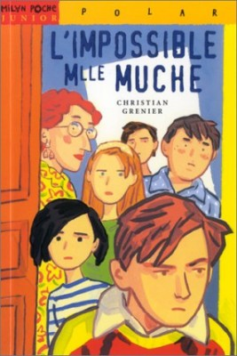 """Afficher """"L'impossible Mlle Muche"""""""