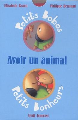 "Afficher ""Avoir un animal"""