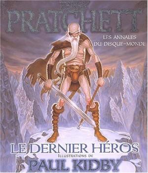 """Afficher """"Les Annales du disque-monde n° 23 Le Dernier héros"""""""