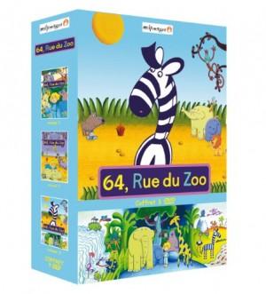 """Afficher """"64, rue du zoo - volume 2"""""""